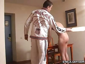 Ass Spanked Gay