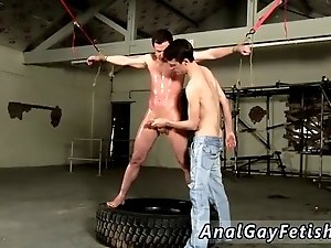 Free gay black hung schoolboy sex videos Hung Boy Made To Cum Hard