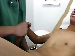 Real naked male doctors and boys by medical exam gay