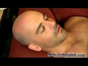 Brazilian man gay porn movie Phillip Ashton feels painfully taking a