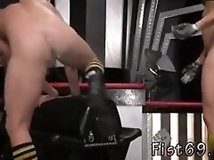 Young boy fist fucks teacher and gay twinks fisting other Switching