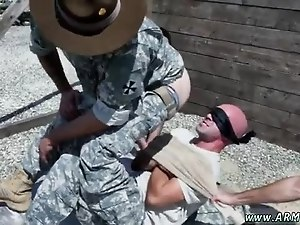 Pic of black guys dicks in the army gay Good Anal Training