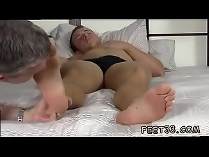 Hot men sucking them feet movie and free young gay boys lick foot