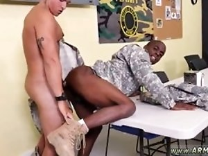 Young emo boy public gay porn video Yes Drill Sergeant!