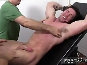 Gay twink feet video Trenton Ducati Bound & Tickle d