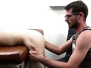 Gay sex fetish Doctor's Office Visit