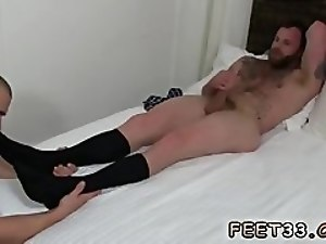 Latino gay twink boy legs Derek Parker's Socks and Feet Worshiped