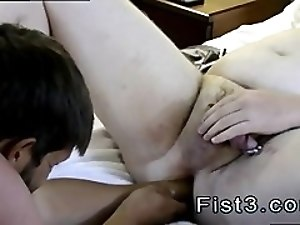Gay arab cum shot Sky Works Brock's Hole with his Fist